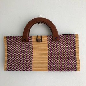 Handbags - Oriental boho bag